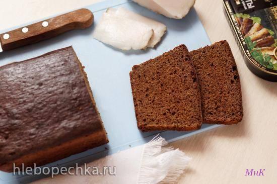 Бородинский хлеб высшего сорта