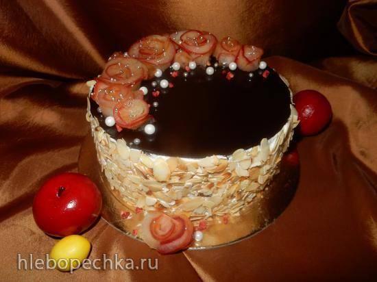 """Торт """"Апфельмусс"""""""