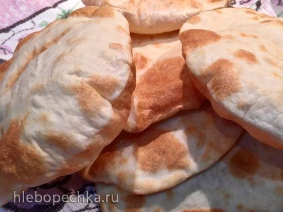 Пита-хлеб. Семейство кухонной техники Ninja.