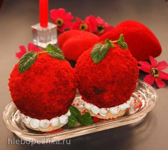 Конкурс Романтические блюда к валентинову дню