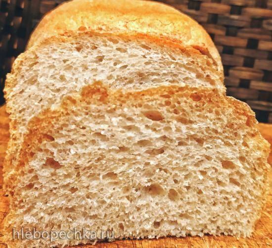 Опарный функциональный формовой хлеб
