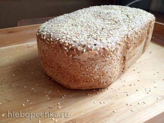 Дарницкий хлеб в хлебопечке Gorenje BM1600WG