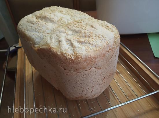 Саратовский хлеб в хлебопечке Gorenje BM1600WG