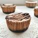Шоколадные мини чизкейки