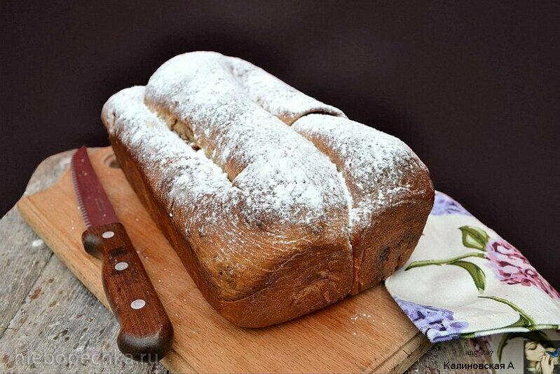 """""""Повитица"""" (Роvitica) сладкий хорватский хлеб"""