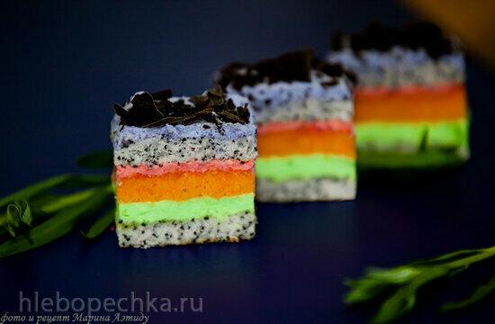 Польское пирожное