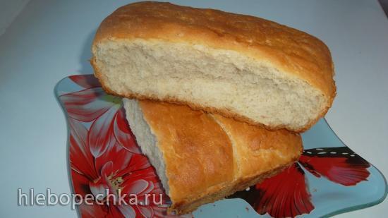 Хлеб домашний бутербродный (+видео)