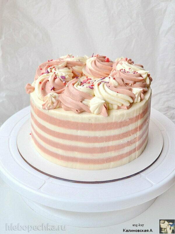 """Бисквитный торт """"Ширван"""""""