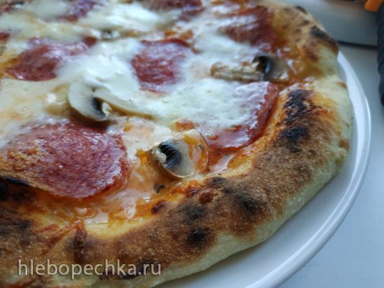 Тесто для пиццы 72-часовое