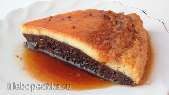 Арабский карамельный десерт (+видео)