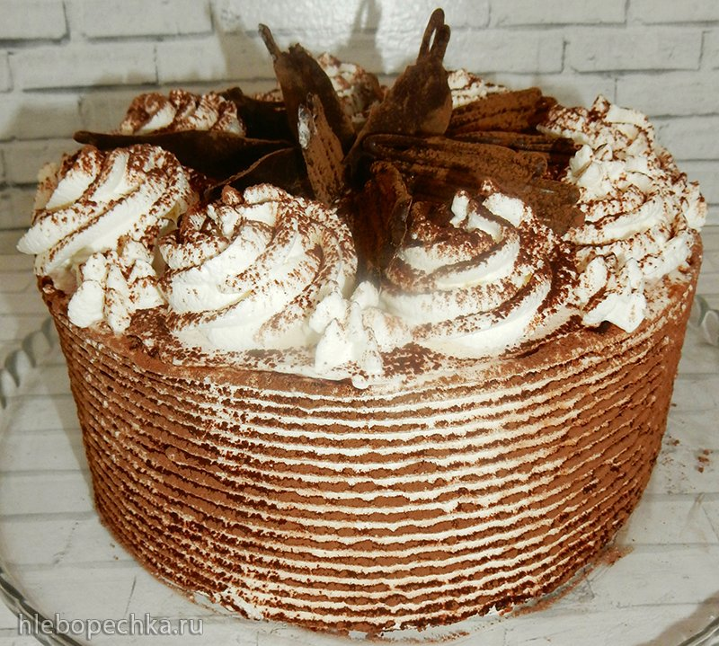 Торт «Тирамису шоколадный»