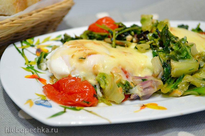 Яйца и блюда из них