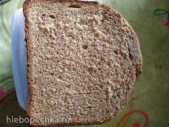 """Хлеб пшенично-ржаной """"Для племянника"""""""