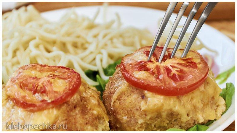 Рецепт ужина с фаршем | Мясные шарики Красная шапочка (+видео)
