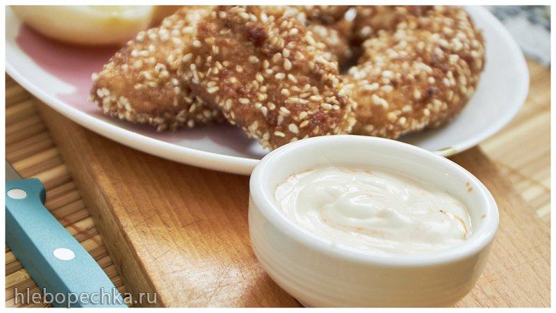 Ломтики из куриного филе на сковородке (+видео)
