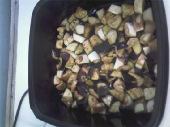 Баклажаны по грибы (традиционное кубанское блюдо)