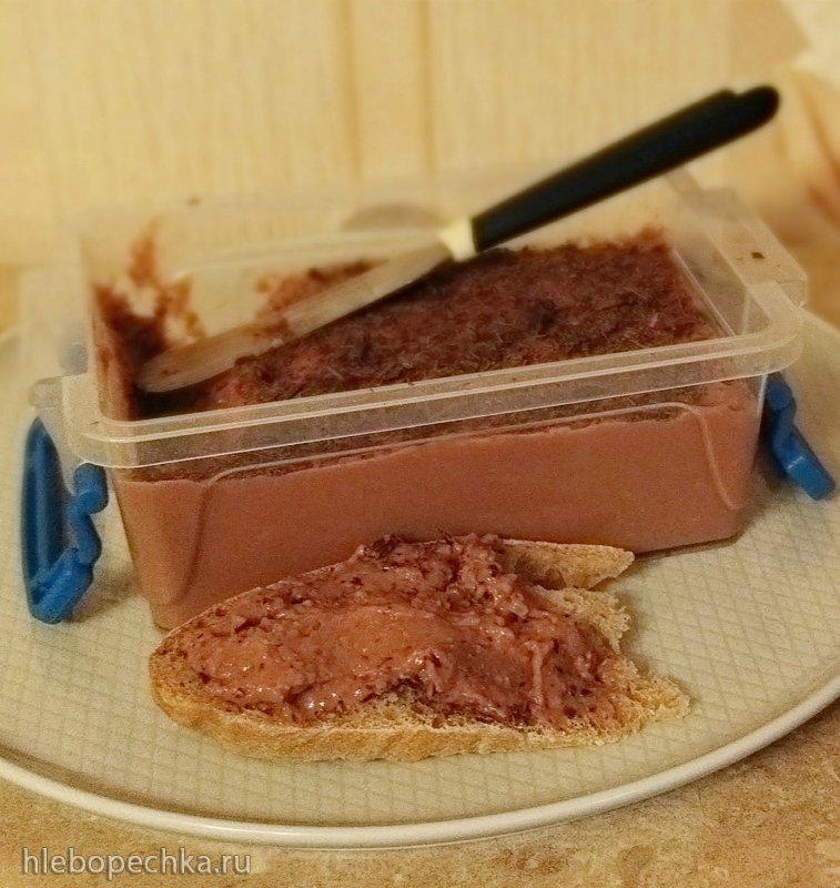 Маложирный плавленный шоколадный сыр (в микроволновке)