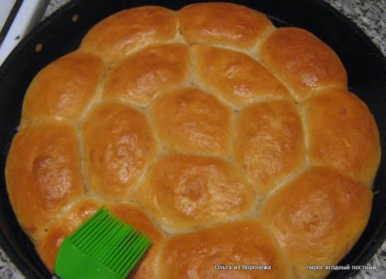 Пироги постные (Автор Bulochka)