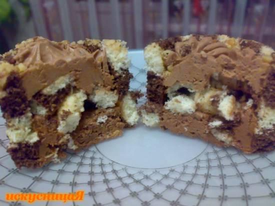 Пирожное Располосое
