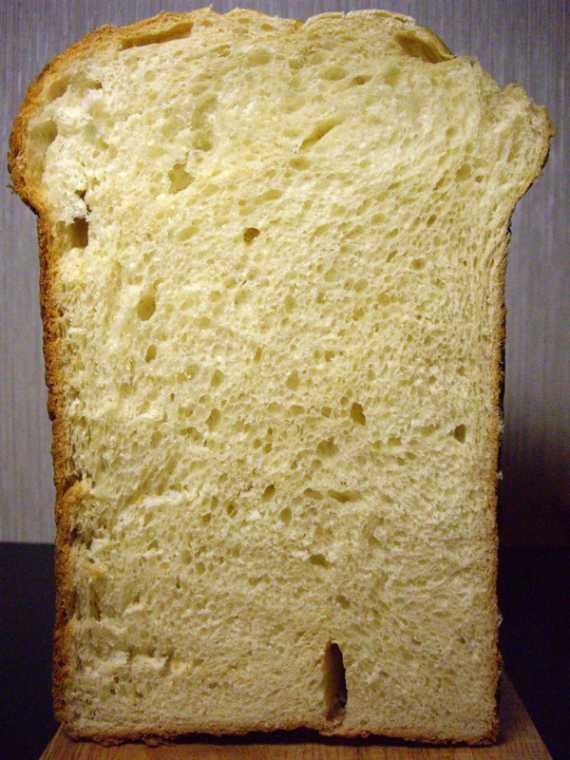 Хлеб пшеничный (хлебопечка)