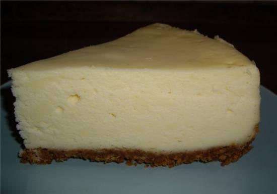 Ostekake (норвежский чизкейк)