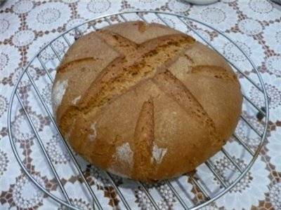 Ржаной хлеб на закваске (рецепты)