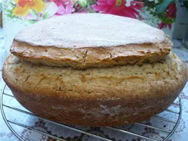 Хлеб фаворит - четыхзлаковый заквасочный