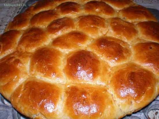 Тесто дрожжевое для пирожков