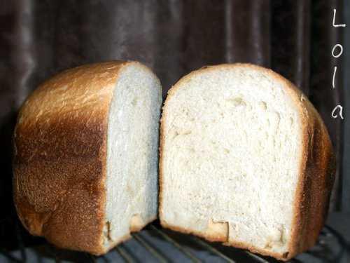 Ржано-пшеничный хлеб на кефире  или настое чайного гриба с черносливом (в хлебопечке)