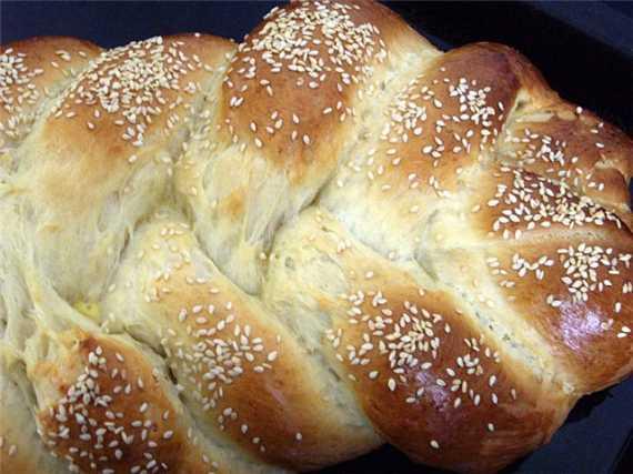 """Быстрый хлеб """"Утопленник"""" (духовка)"""