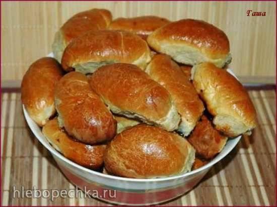 Пирожки Лимончики