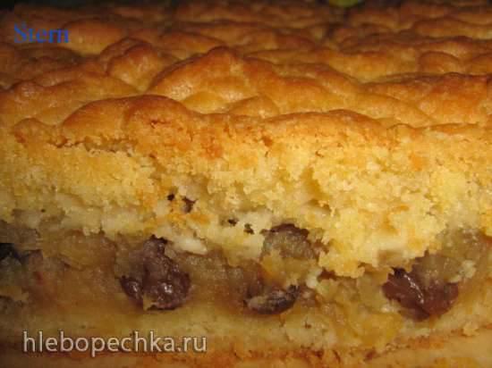 Пирог Хитрый