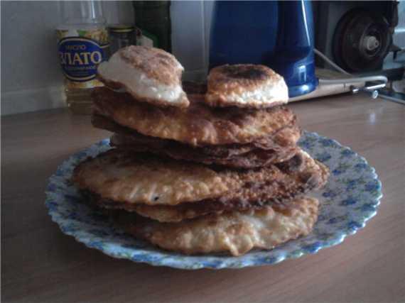 Пирожки Для зятя