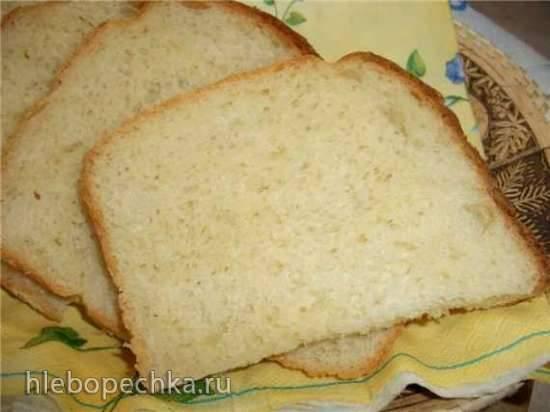 Хлеб пшеничный столовый «Бутербродный» (духовка)