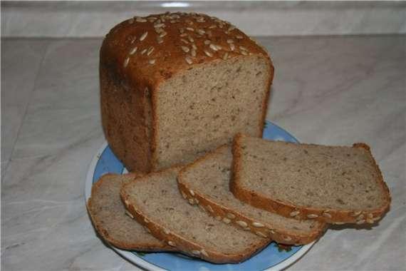 Хлеб Подсолнечный