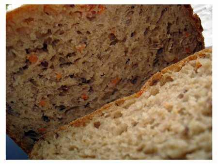 """Хлеб пшенично-ржаной """"Фитнес"""" (хлебопечка)"""