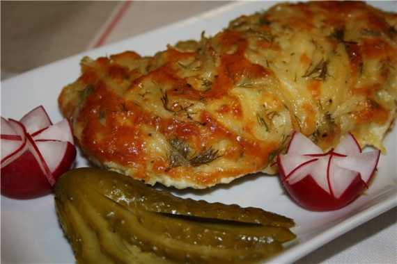 Мясо «а-ля Буженина» + картофель печеный (скороварка Brand 6050)