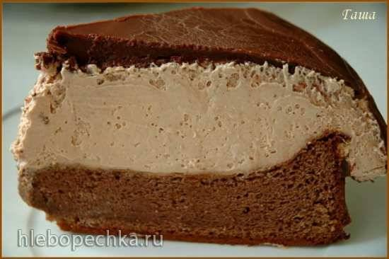 """Торт """"Крем аль крем"""" (Крем на креме)"""