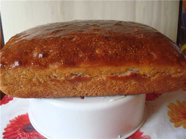 Хлеб пшенично-ржаной белковый
