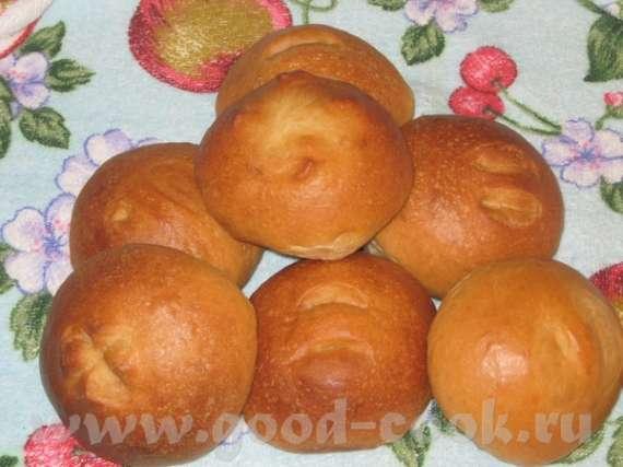 Сдобные булочки Капуччино