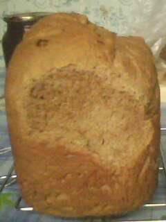 Семечково-солодовый хлеб (хлебопечка)
