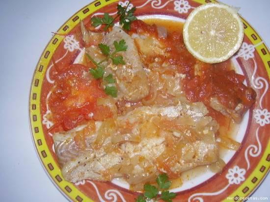 Рыба в хлебопечке