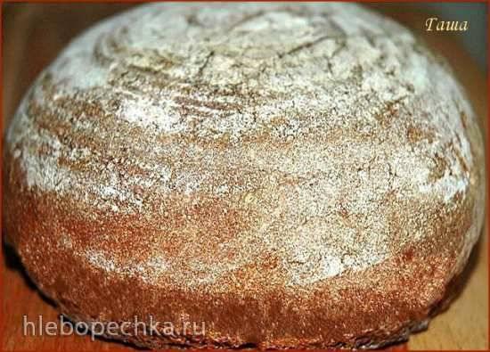 """Хлеб ржаной """"Житный""""."""