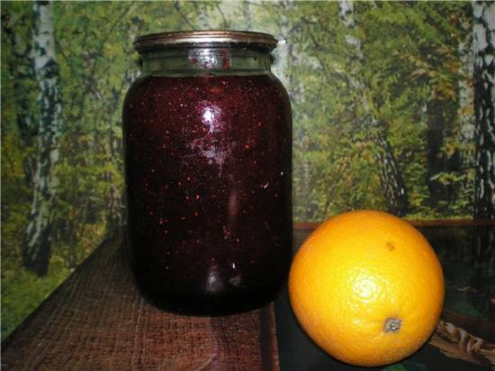 Ягодно-апельсиновый микс Витаминка