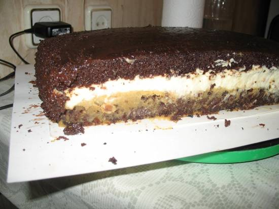 """Торт """"Вкус """"Марса"""""""