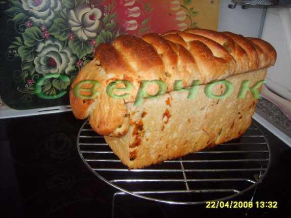 Хлеб с сюрпризом