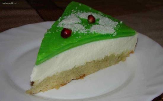 Торт «Тархуновое наслаждение»