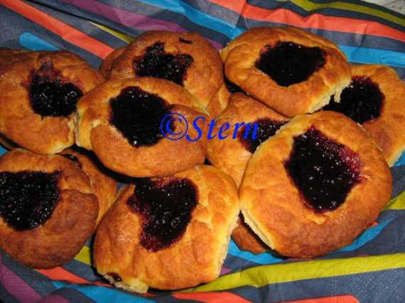 Печенье творожное мягкое
