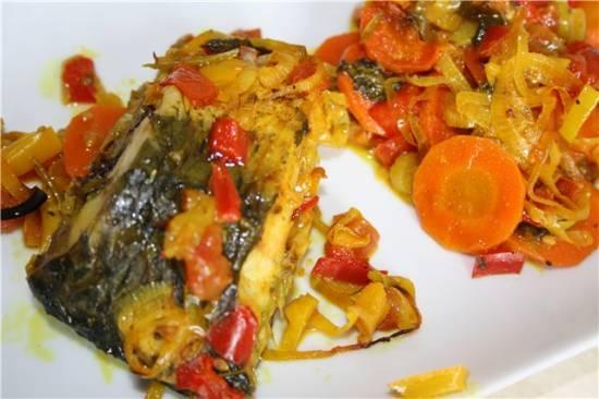 Рыбные рецепты в духовке