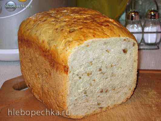 Хлеб Итальянский (хлебопечка)